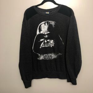 Disney Star Wars Darth Vader sweatshirt black